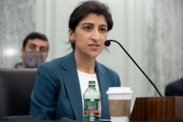 US FTC Chief Lina Khan Names Top Staffers, Including Competition Chief