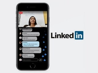 'LinkedIn Live' Video Broadcasting Service Launched, Now Rolling Out as Pilot in the US