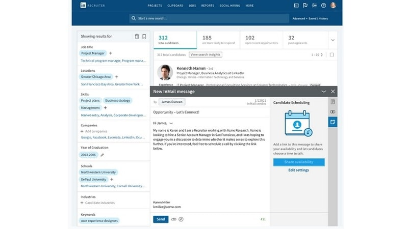 LinkedIn Scheduler Launched With Aim to Ease Hiring Process