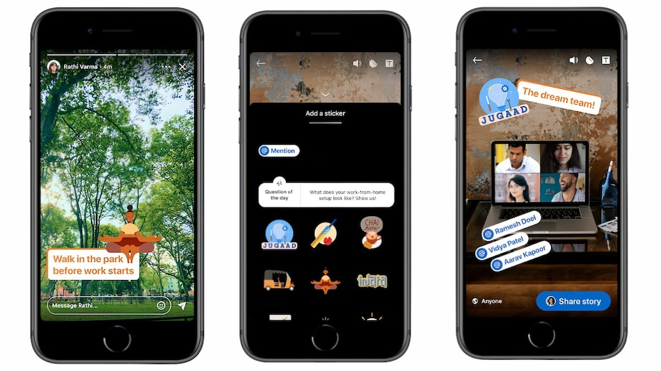 LinkedIn Stories Launched in India With Localised Stickers