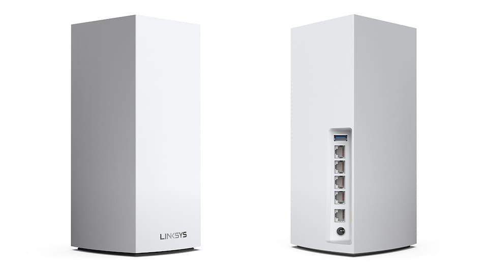 Linksys Velop MX5300 Wi-Fi 6 Mesh Router Launched in India