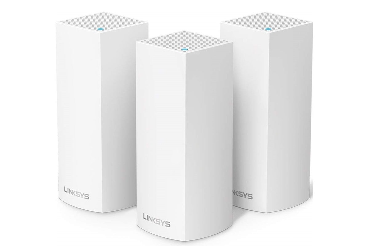 Linksys Velop Tri-Band Mesh Wi-Fi Router System Review