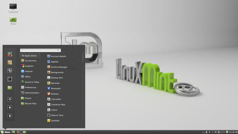 linux mint OS OSes