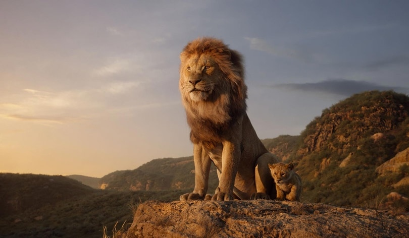 lion king 2019 mufasa simba Lion King 2019 movie Mufasa Simba