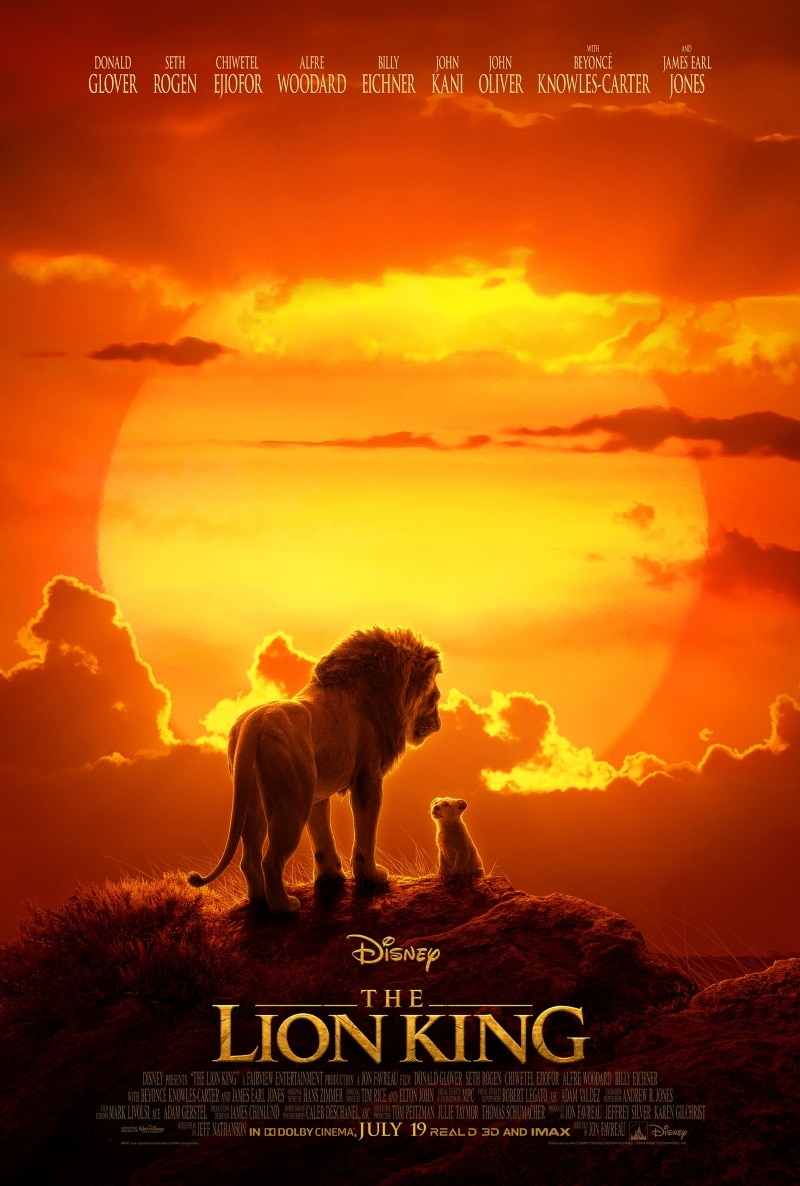 lion king 2019 poster Lion King 2019 movie poster
