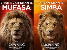 Shah Rukh Khan, Son Aryan to Voice Mufasa, Simba in The Lion King Hindi Dub