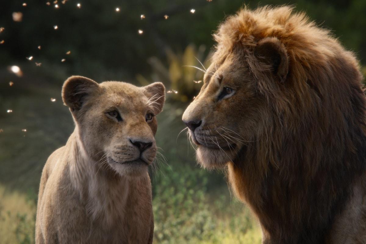 lion king nala simba Lion King 2019