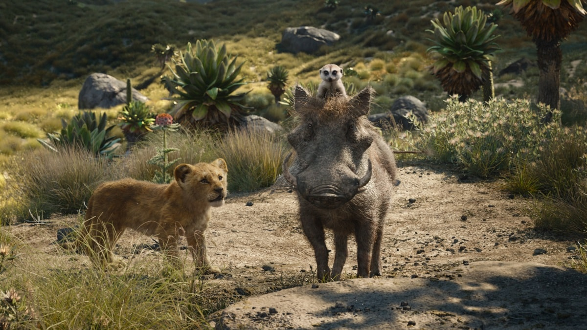 the lion king review  a visual upgrade  devoid of the