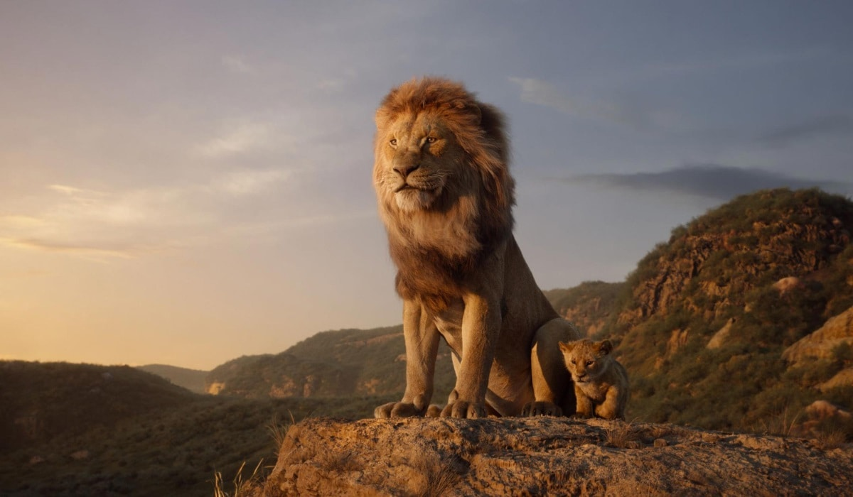Hear Shah Rukh Khan as Mufasa in the New Hindi Trailer for The Lion King