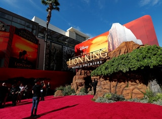Disney Goes High-Tech to Draw Fans to a New Lion King