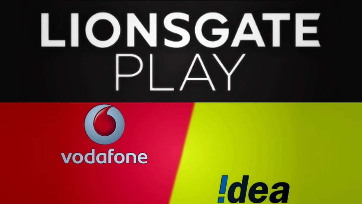 Vodafone Idea Join Hands With Starz to Bring Lionsgate Play Content to India