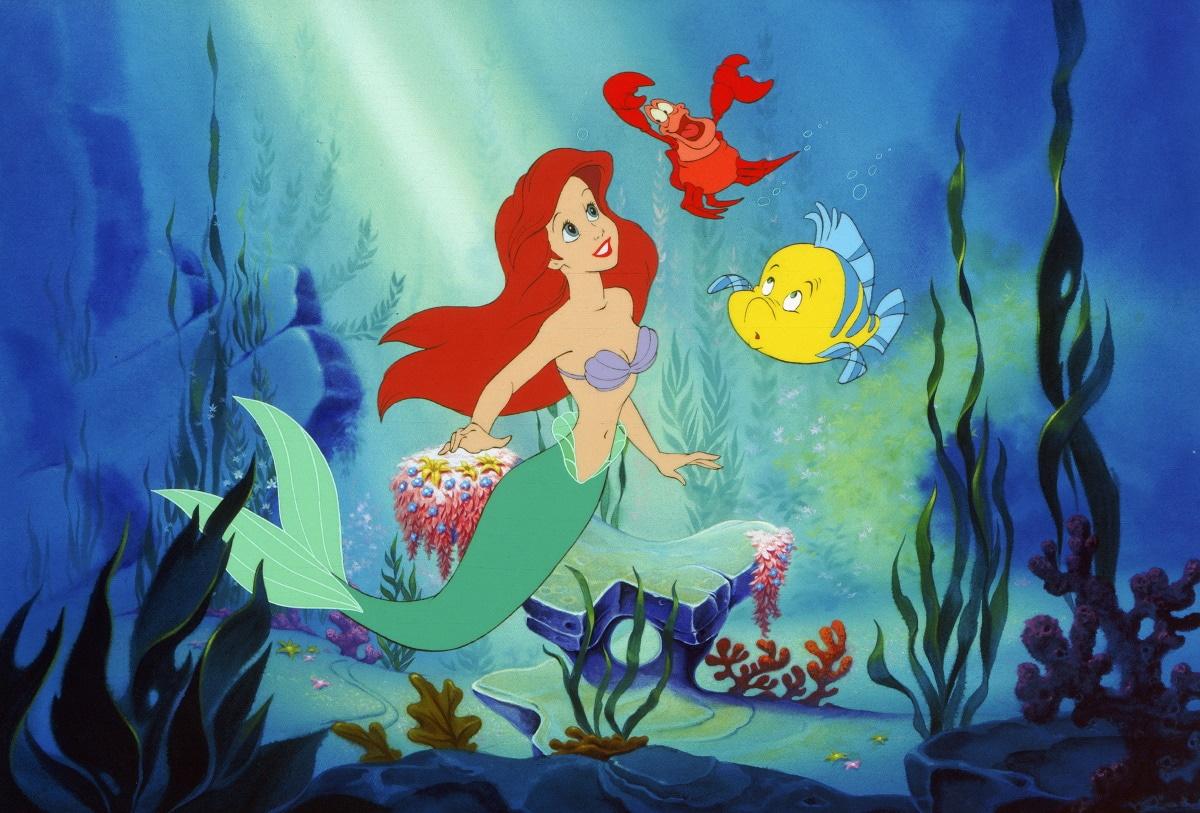 little mermaid little mermaid