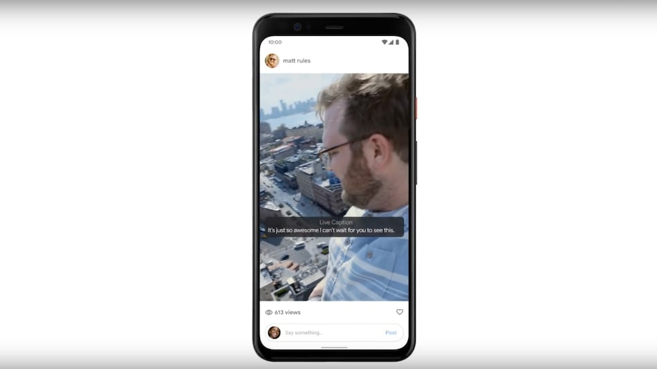 Google Chrome May Soon Get Pixel's Live Caption Feature