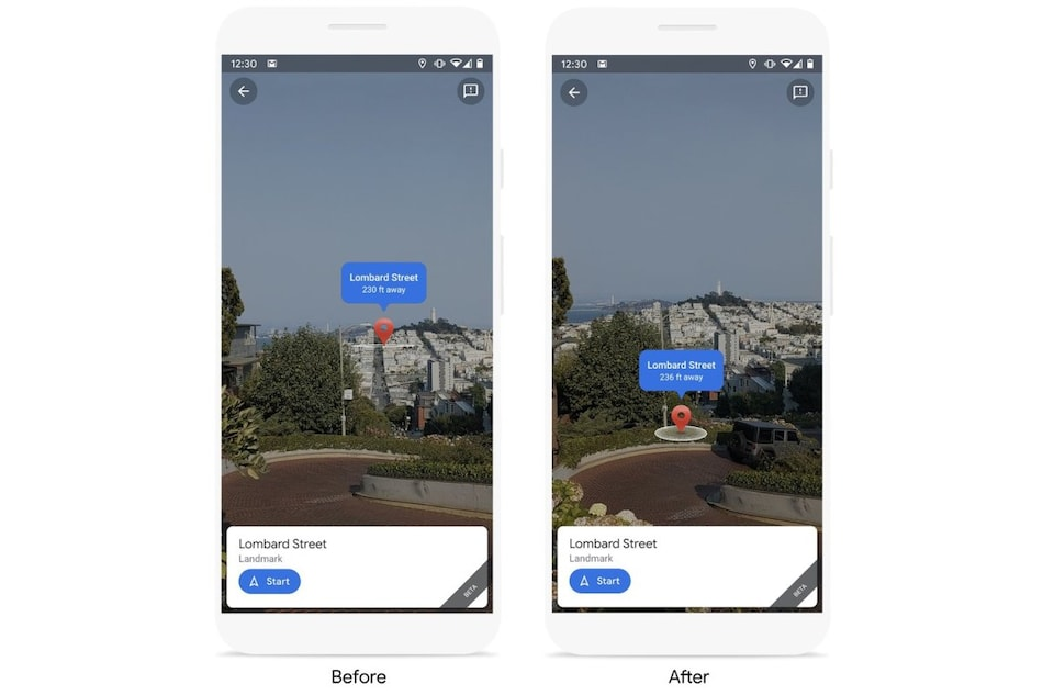 Google Maps to Make Live View Available for iPhone Users for Better Location Sharing