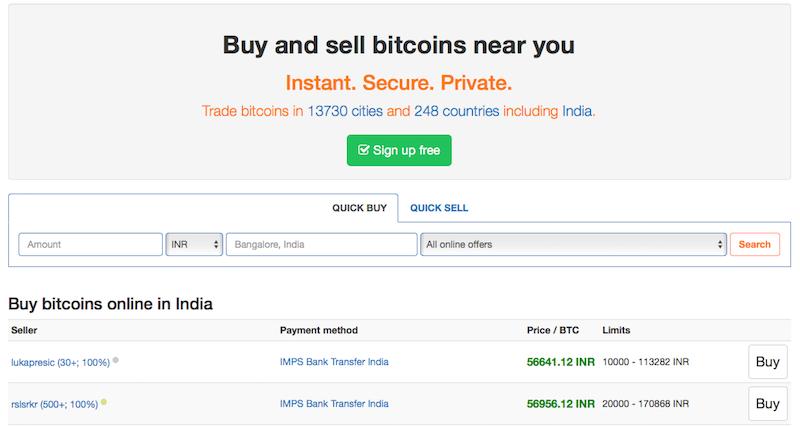 local bitcoins bitcoins