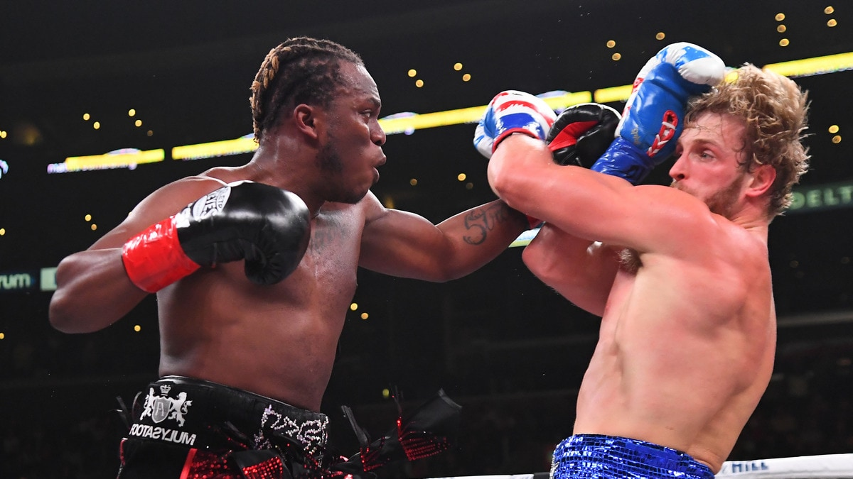 Britain's KSI Edges Paul as YouTubers' Fight Show a Hit