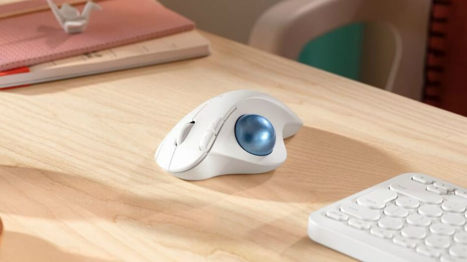 Logitech Ergo M575 Wireless Trackball Mouse Launched: Here's All You Need to Know