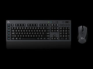Logitech G603 Gaming Mouse, G613 Mechanical Keyboard, G840 XL Pad Launched Ahead of IFA 2017
