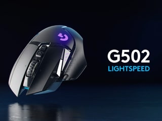 Logitech G502 Lightspeed Gaming Wireless Mouse Launched at $150
