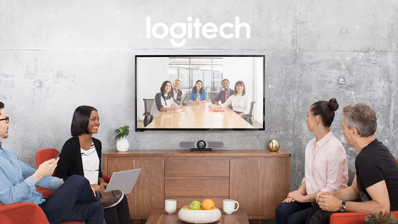 logitech MeetUp logitech  Logitech Says You'll Use Webcams With Your Smartphone in the Future logitech MeetUp 1506314587445