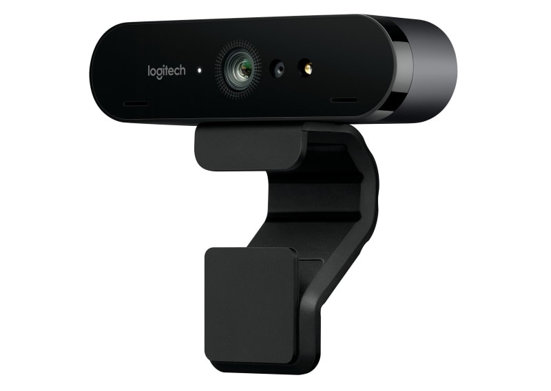 Logitech BRIO Webcam With 4K Video Support, 5X Zoom Launched at Rs. 24,995