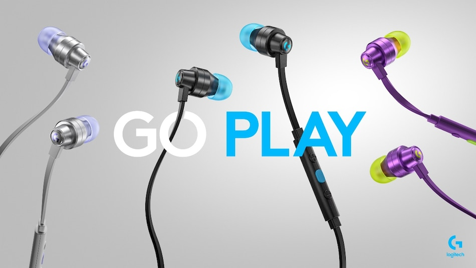 Logitech G333 Wired Gaming Earphones With Dual Dynamic Drivers Launched