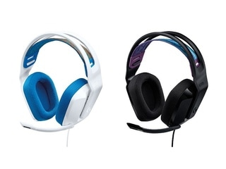 Logitech G335 Wired Headphones With 40mm Drivers, Comfortable Fit Launched in India