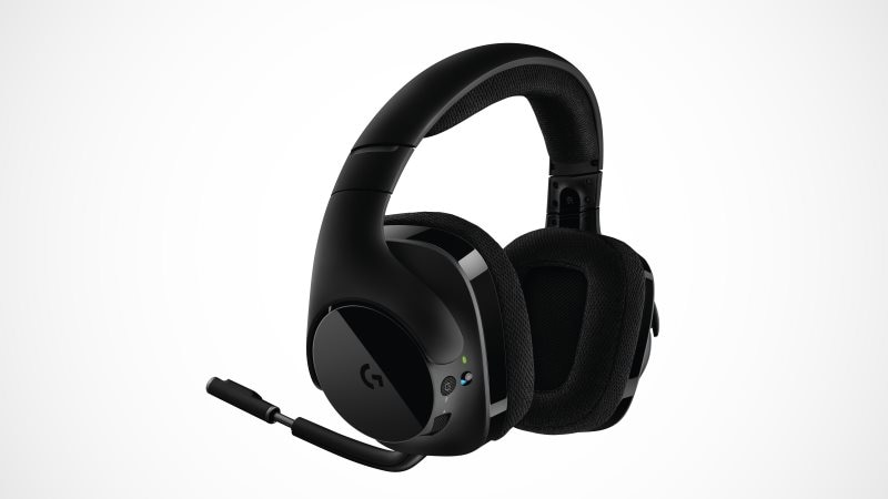CES 2017: Logitech G533 Wireless Gaming Headset With 7.1 Channel Support Launched