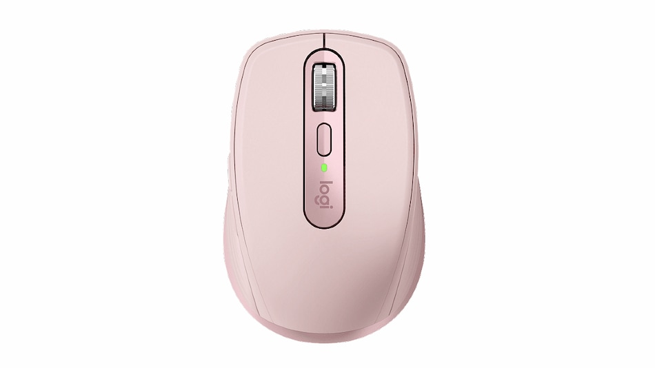 Logitech MX Anywhere 3 Wireless Mouse With Customisable Side Buttons to Control Video Chat Settings Launched