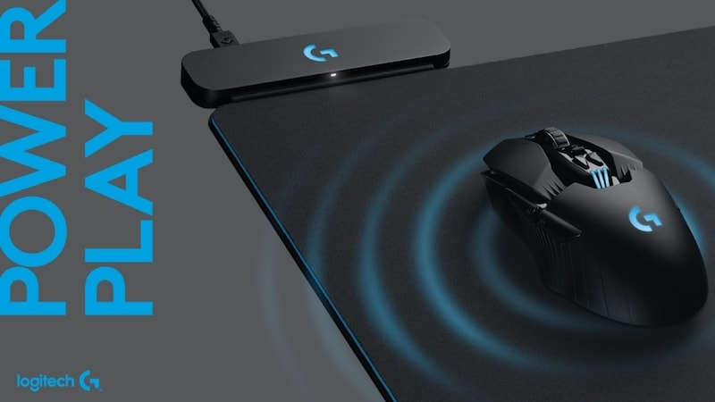 ebda1051672 Logitech Introduces World's First Wireless Charging Mousepad, Two New Gaming  Mice