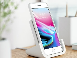 Logitech Powered U-Shaped Wireless Charger Launched for iPhone Users
