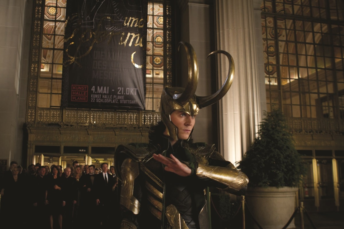 loki avengers tom hiddleston Loki