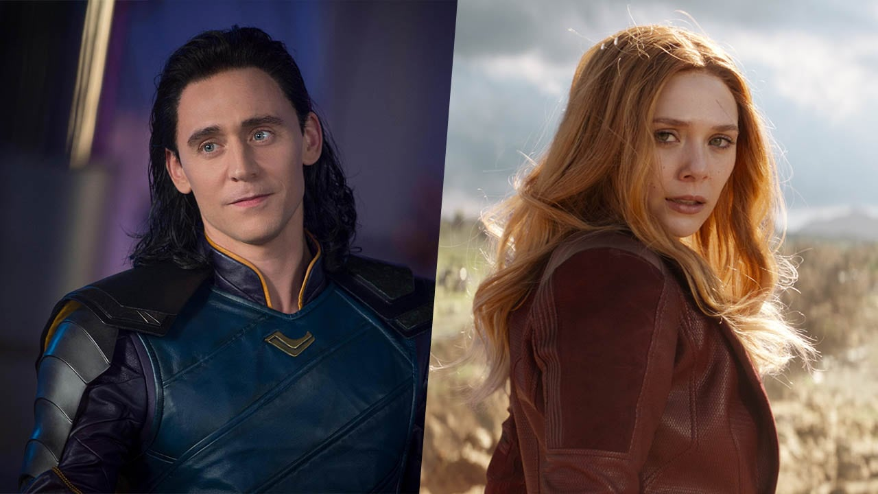 Disney Planning Marvel TV Series for Loki, Scarlet Witch for Its Streaming Service: Report