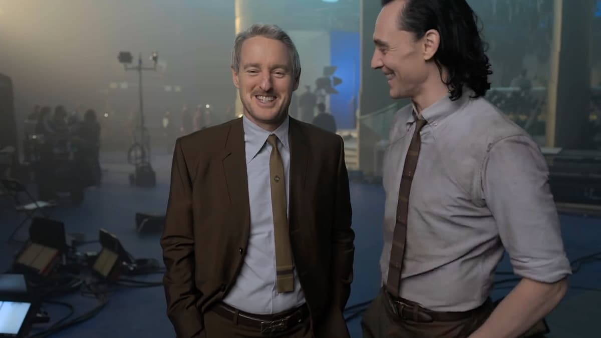 Loki Behind The Scenes video teases a Bid Story and a lot of Mischief.