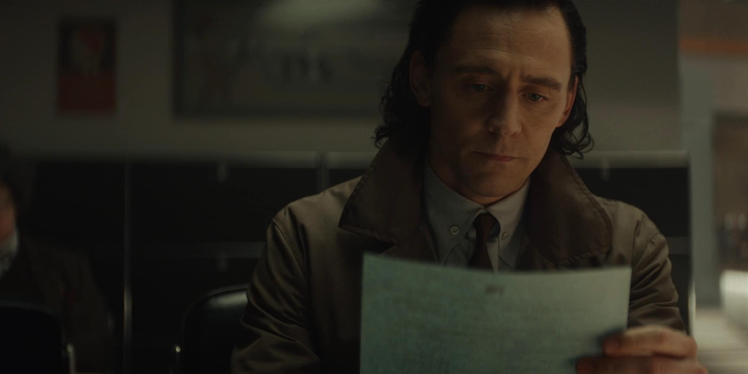 loki episode 2 tom hiddleston TVA library loki episode 2
