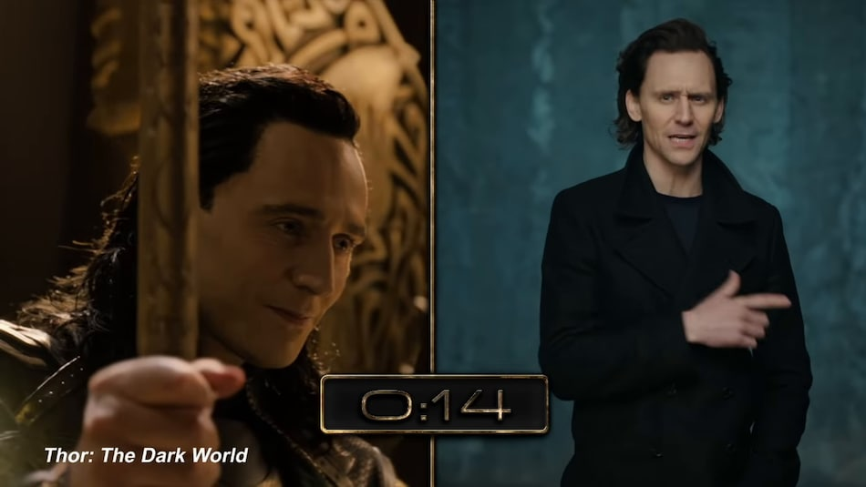 Loki Actor Tom Hiddleston (Marvellously) Recaps Loki's Journey in 30, Uh 40, Seconds