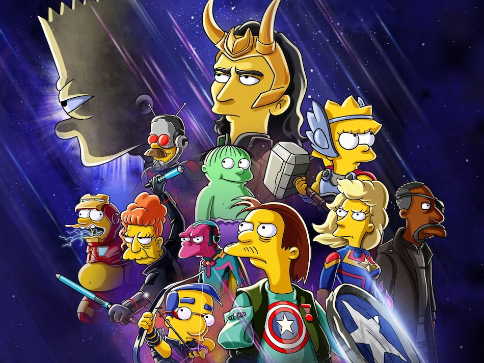 Loki-Simpsons Crossover The Good, The Bart, and The Loki Announced