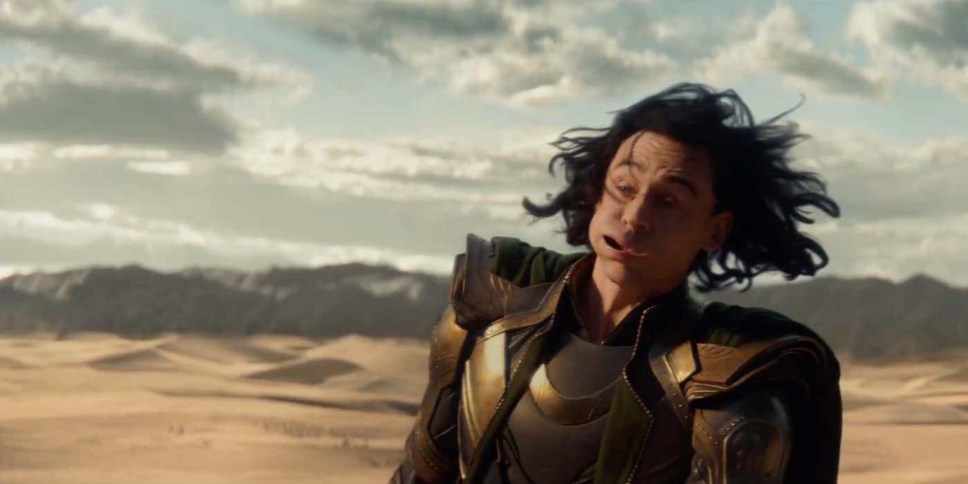 Loki Trailer Gives Tom Hiddleston New Superpowers and a Slap in the Face |  Entertainment News