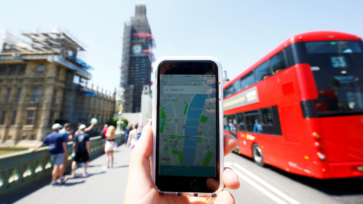 Uber gets two-month extension to London licence