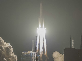 China Launches Powerful Rocket in Boost for 2020 Mars Mission