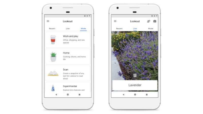 Google Lookout App to Help the Visually Challenged