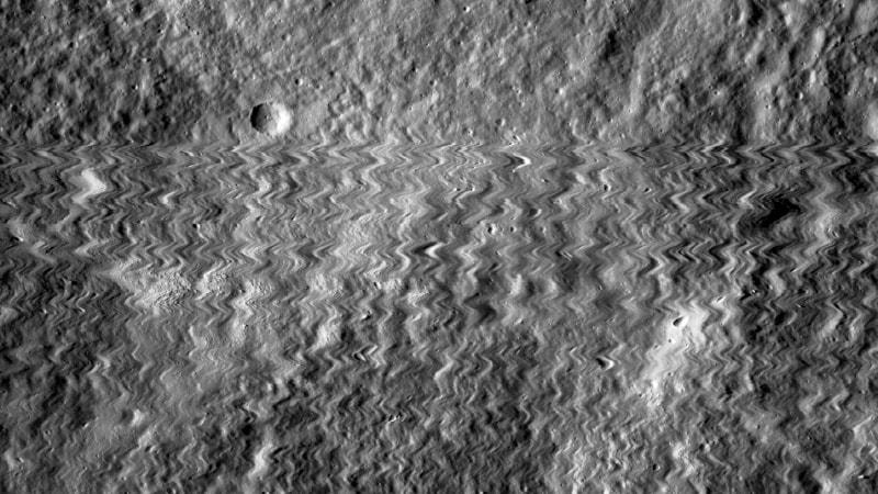 NASA's Lunar Reconnaissance Orbiter Survives Meteoroid Impact