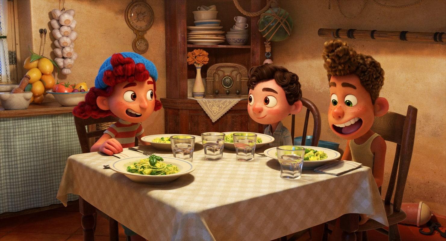 luca pixar movie luca movie review