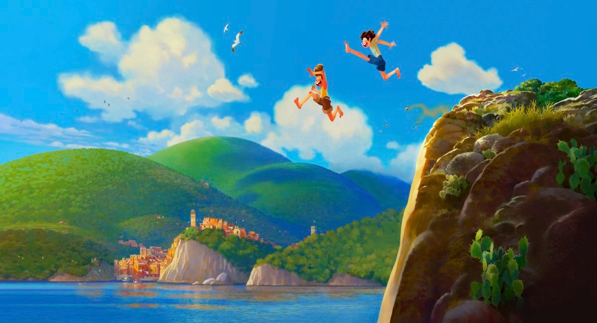 Luca, Pixar's Next Italian Coming-of-Age Movie, Announced With 2021 Release Date
