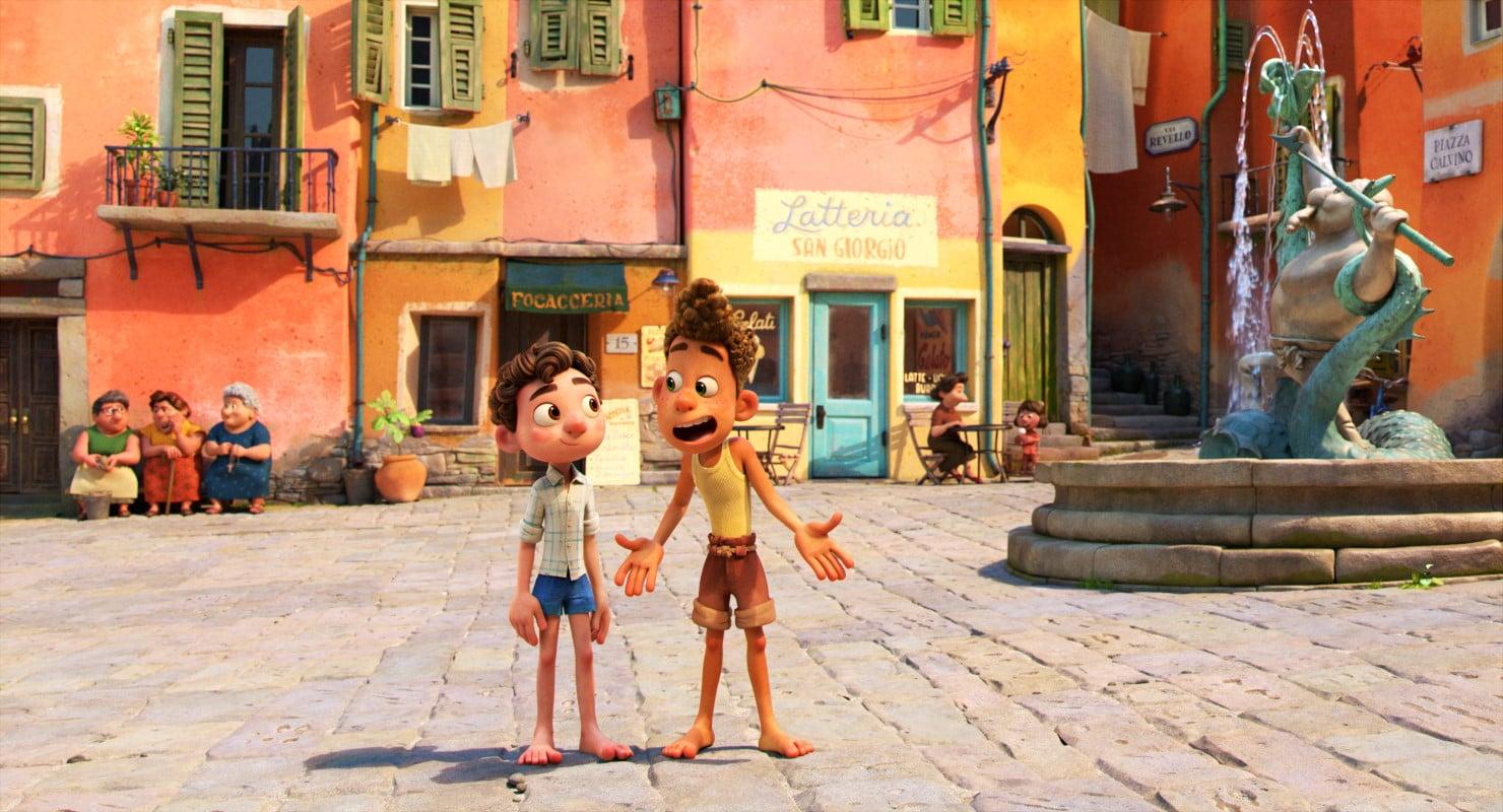 luca portorosso luca portorosso pixar movie