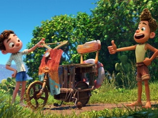 Luca Review: Pixar Movie Is an Ode to Friendship — and Vespas