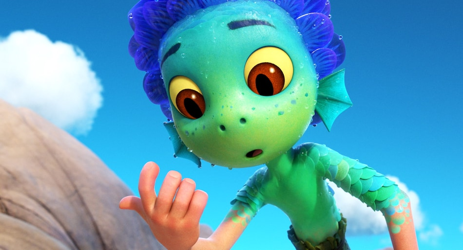 How the Water in Luca Pushed Pixar Into a New Age of Animation