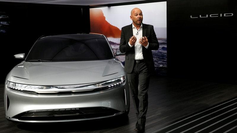 Saudi Arabian Fund PIF Invests $1 Billion in Tesla Rival Lucid Motors
