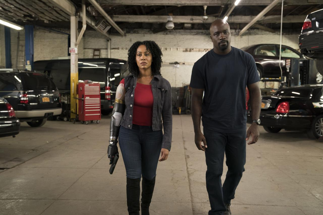 Luke Cage Season 2 Hits Netflix on June 22. Here's the First Look