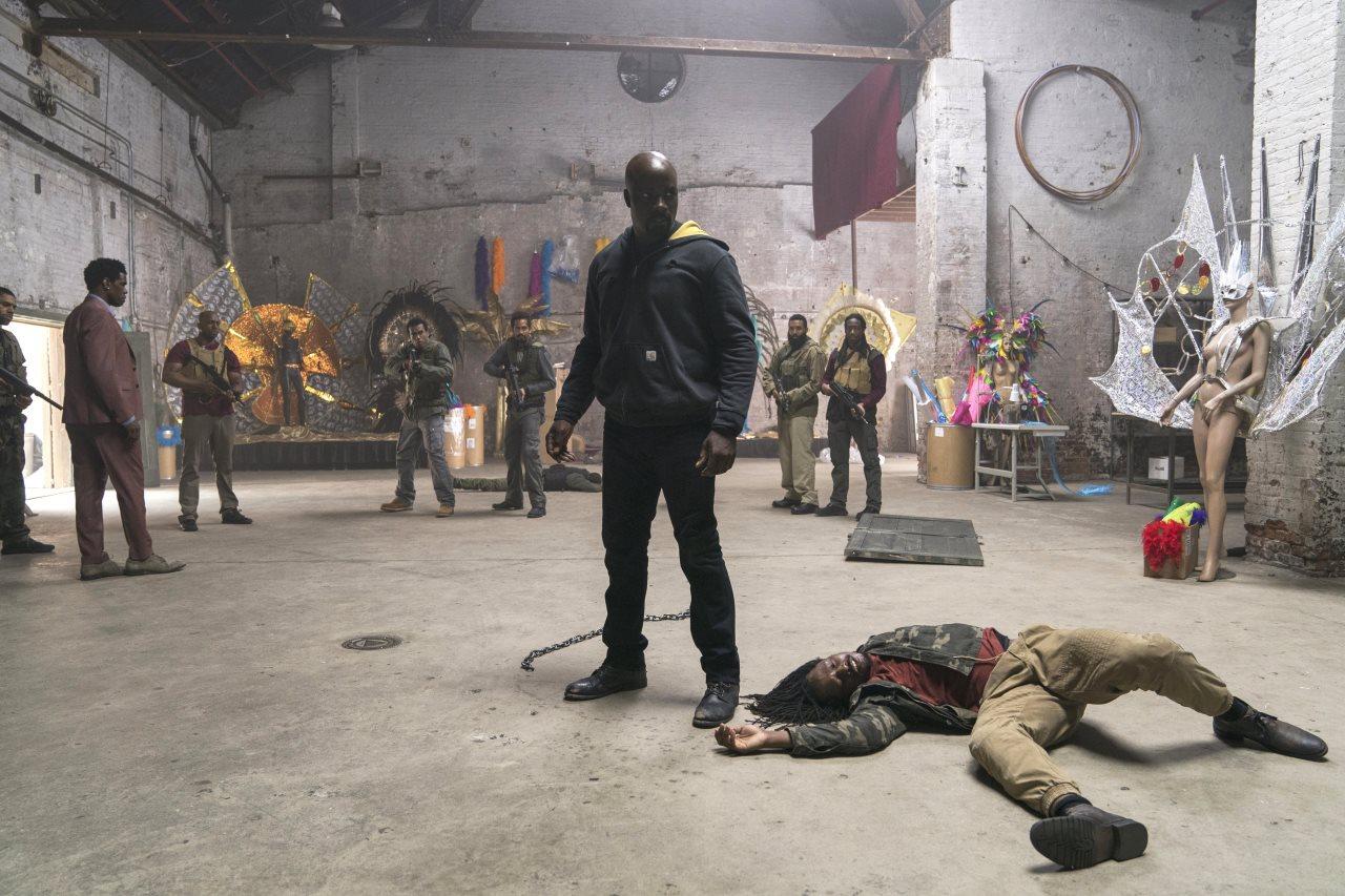 luke cage season 2 stylers Luke Cage season 2